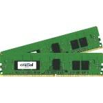 8GB Kit (2 x 4GB) DDR4-2133 ECC UDIMM
