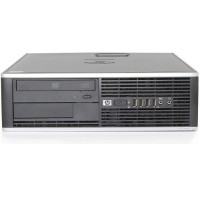 HP Inc. 8200 Elite Intel Core i5-2400 Quad-Core 3.10GHz Small Form Factor Desktop - 8GB RAM, 250GB HDD, DVD-ROM, Gigabit Ethernet - Off-lease MOLHPEL820031CI58G25