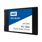 1TB Blue Solid State Drive SATA - 2.5in