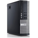 OptiPlex 9020 Intel Core i5-4590 Quad-Core 3.30GHz Small Form Factor PC - 8GB RAM, 128GB SSD, DVD+/-RW