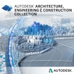Architecture Engineering Construction Collection IC Commercial Single-user ELD Annual Subscription with Advanced Support Switch from Product Category 2