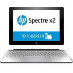 "Spectre x2 12-a001dx Intel Core m3-6Y30 Dual-Core 1.40GHz  2-in-1 Notebook PC - 4GB RAM, 128GB SSD, 12"" IPS Touch, 802.11ac, Bluetooth, Front and Rear Cameras, 3-cell Lithium-ion Polymer - Refurbished"