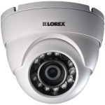 3.0-Megapixel HD Weatherproof Dome Camera