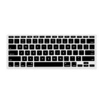 "NuGuard Keyboard Cover for Mid 2011 & later 11"" MacBook Air Models - Black"