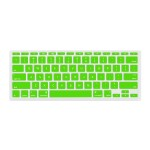 "NuGuard Keyboard Cover for Mid 2011 & later 11"" MacBook Air Models - Green"