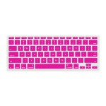 "NuGuard Keyboard Cover for Mid 2011 & later 11"" MacBook Air Models - Pink"