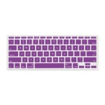 "NuGuard Keyboard Cover for Mid 2011 & later 11"" MacBook Air Models - Purple"