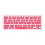 "NuGuard Keyboard Cover for Mid 2011 & later 11"" MacBook Air Models - Rose"