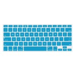 "NuGuard Keyboard Cover for 2011 & later 13"" MacBook Air and MacBook Pro with Retina display models - Light Blue"