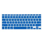 "NuGuard Keyboard Cover for 2011 & later 13"" MacBook Air and MacBook Pro with Retina display models - Blue"