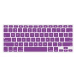 "NuGuard Keyboard Cover for 2011 & later 13"" MacBook Air and MacBook Pro with Retina display models - Purple"