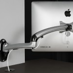 NuMount Pivot Wall Mount for iMac, Apple displays