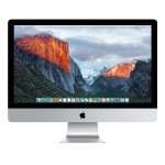 "27"" iMac with Retina 5K display, Quad-Core Intel Core i7 4.0GHz, 32GB RAM, 1TB Flash Storage, AMD Radeon R9 M395X with 4GB of GDDR5 memory, Apple Magic Keyboard, Magic Trackpad  2 - Late 2015 (Open Box Product, Limited Availability, No Back Orders)"