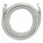 "168"" (4.2m) Ethernet Category 6 Enhanced RJ45 Network Patch Cable - Grey"