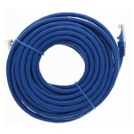 "300"" (7.6m) Ethernet Category 6 Enhanced RJ45 Network Patch Cable - Blue"