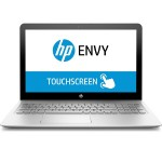 "ENVY 15-as027cl Intel Core i7-6500U Dual-Core 2.50GHz Notebook PC - 12GB RAM, 256GB SSD, 15.6"" FHD IPS Touch, 802.11ac, Bluetooth, Webcam, 3-cell 52WHr Lithium-ion, Natural Silver - Refurbished"