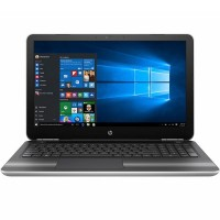 "HP Inc. Pavilion 15-au063cl Intel Core i7-6500U Dual-Core 2.50GHz Notebook PC - 16GB RAM, 1TB HDD, 15.6"" FHD IPS Touch, Fast Ethernet, 802.11ac, Bluetooth, Webcam, 2-cell 41WHr Lithium-ion, Natural Silver/Ash Silver Cover- Refurbished X7Q97UAR#ABA"