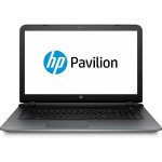 "Pavilion 17-g167cl Intel Core i7-6500U Dual-Core 2.50GHz Notebook PC - 12GB RAM, 1TB HDD, 17.3"" HD+ WLED, Fast Ethernet, 802.11ac, Bluetooth, Webcam, 4-cell 41WHr Lithium-ion, Natural Silver - Refurbished"