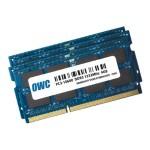 16.0GB 4X 4GB PC3-10600 DDR3 1333MHZ SO-DIMM 204 PIN CL9 SO-DIMM MEMORY UPGRADE KIT