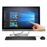 "Pavilion AIO 24-b017c Intel Core i5-6500T Quad-Core 2.20GHz All-in-One PC - 12GB RAM, 1TB HDD, 23.8"" FHD IPS Touch, SuperMulti DVD, Giagbit Ethernet, 802.11ac, Bluetooth, Webcam, 3-in-1 Card Reader - Refurbished"