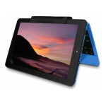 """10"""" RCT6303W87DKF Android Lollipop 32GB Tablet with Detachable Keyboard Blue - Refurbished"""