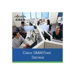 SMARTnet Enhanced - Extended service agreement - replacement - 8x5 - response time: 4 h - for P/N: C881-K9, C881-K9-RF, C881-K9-WS