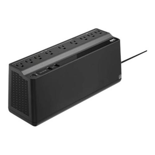 Back-UPS BE850M2 - UPS - AC 120 V - 450 Watt - 850 VA - output connectors: 9 - black