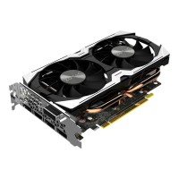 Zotac GeForce GTX 1070 Mini - Graphics card - GF GTX 1070 - 8 GB GDDR5 - PCIe 3.0 - DVI, HDMI, 3 x DisplayPort ZT-P10700G-10M
