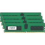 DDR4 - 64 GB: 4 x 16 GB - DIMM 288-pin - 2400 MHz / PC4-19200 - CL17 - 1.2 V - registered - ECC