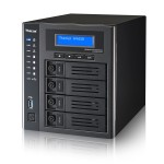 4-Bay WSS NAS Intel Celeron N3160 1.6 GHz Qual Core, 4GB RAM, Windows License Included