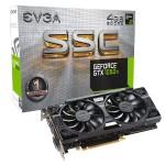 GeForce GTX 1050 Ti SSC GAMING, 04G-P4-6255-KR, 4GB GDDR5, ACX 3.0