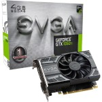 Evga GeForce GTX 1050 Ti Gaming - Graphics card - NVIDIA GeForce GTX 1050 - 4 GB GDDR5 - PCIe 3.0 x16 - DVI, HDMI, DisplayPort 04G-P4-6251-KR