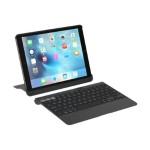 Slim Book Pro - Keyboard and folio case - Bluetooth - English - US - for Apple 9.7-inch iPad Pro