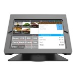Nollie iPad Kiosk - Nollie iPad POS Stand - Stand for tablet - black - desktop stand - for Apple iPad mini; iPad mini 2; 3; 4
