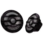 "8"" 2-Way Marine Speaker System - Black"
