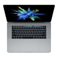 "Apple 15.4"" MacBook Pro with Touch Bar, Quad-Core Intel Core i7 2.7GHz, 16GB RAM, 512GB PCIe SSD, Radeon Pro 455 with 2GB, 10-hour battery life, macOS Sierra, Space Gray MLH42LL/A"