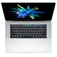 "Apple 15.4"" MacBook Pro with Touch Bar, Quad-Core Intel Core i7 2.7GHz, 16GB RAM, 512GB PCIe SSD, Radeon Pro 455 with 2GB, 10-hour battery life, macOS Sierra, Silver MLW82LL/A"