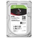8TB IronWolf Pro 7200RPM SATA 6Gb/s 256MB Cache 3.5-Inch NAS Hard Disk Drive