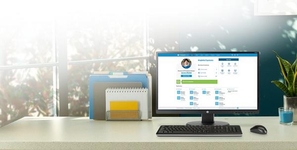HP Inc  V244a - LED monitor - 23 8