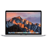"Apple 15.4"" MacBook Pro with Touch Bar, Quad-Core Intel Core i7 2.9GHz, 16GB RAM, 512GB PCIe SSD, Radeon Pro 450 with 2GB, 10-hour battery life, macOS Sierra, Silver Z0T5-2.9-16-512RP450"