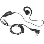 Swivel Earpiece for DTR/CLS/RDX/RM and DLR Series of Two-Way Radios