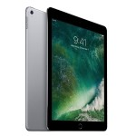 9.7-inch iPad Pro 128GB Space Gray (Wi-Fi), Otterbox Defender Series Case for iPad Pro (9.7-inch) - Black