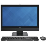"""OptiPlex 22 3000 3240 Intel Core i5-6500 Quad-Core 3.20GHz All-in-One Desktop - 8GB RAM, 500GB HDD, 21.5"""" FHD Non-Touch, DVD+/-RW, 802.11ac, Bluetooth, Webcam (Open Box Product, Limited Availability, No Back Orders)"""