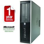6200 Pro Intel Core i5-2400 Quad-Core 3.10GHz Desktop - 8GB RAM, 250GB HDD, DVD+/-RW, Gigabit Ethernet - Refurbished