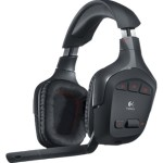 Wireless Gaming Headset G930 - Headset - 7.1 channel - full size - wireless - 2.4 GHz - noise isolating - Refurbished