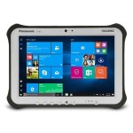 "Toughpad FZ-G1 - Tablet - Core i5 6300U / 2.4 GHz - Win 10 Pro - 8 GB RAM - 256 GB SSD - 10.1"" IPS touchscreen 1920 x 1200 - HD Graphics 520 - Wi-Fi, Bluetooth - rugged - with Toughbook Preferred"
