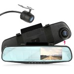 DVR Dash Cam & Backup Camera Kit
