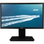"B206HQL - LED monitor - 19.5"" - 1920 x 1080 Full HD (1080p) - VA - 250 cd/m² - 8 ms - VGA, DisplayPort - speakers - dark gray"