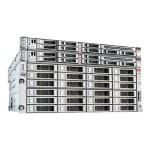 Database Appliance X6-2-HA Storage Expansion - Hard drive array - 24.8 TB - 24 bays (SAS) - SSD 1.2 TB x 20 + SSD 200 GB x 4 - SAS (external) - rack-mountable - 4U