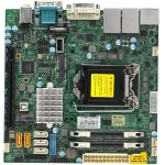 X11SSV-Q-O LGA1151 Mini-ITX Motherboard (Open Box Product, Limited Availability, No Back Orders)